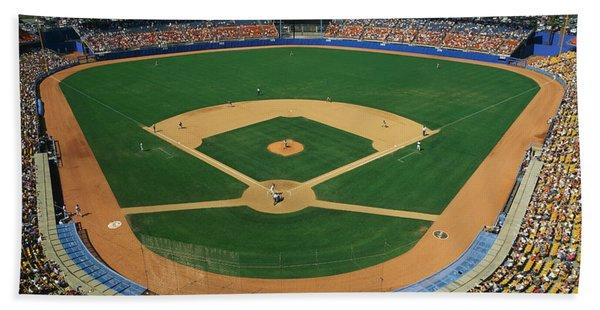 Dodger Stadium Hand Towel