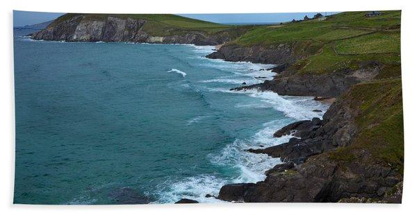 Dunmore Head, Dingle Peninsula, County Bath Towel