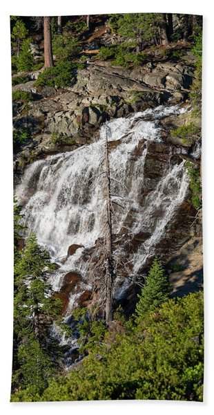 Eagle Falls Hand Towel