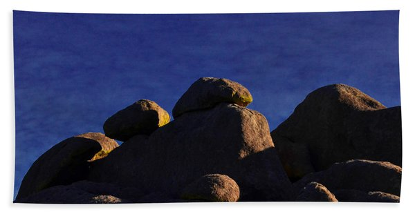 Earth And Sky Bath Towel