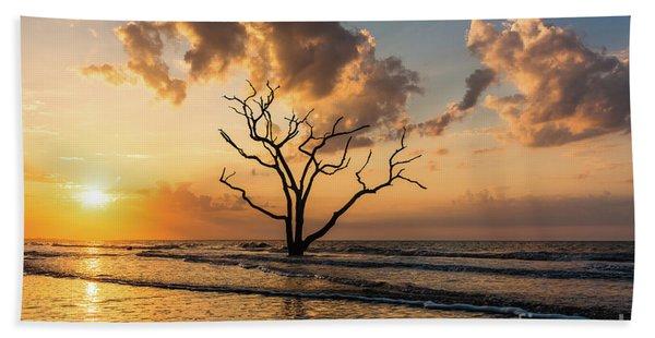 Edisto Island Sunrise I Hand Towel