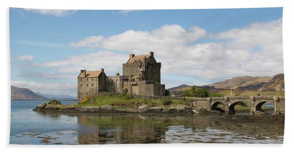 Eilean Donan Castle - Scotland Bath Towel