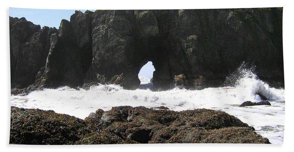 Elephant Rock 2 Hand Towel