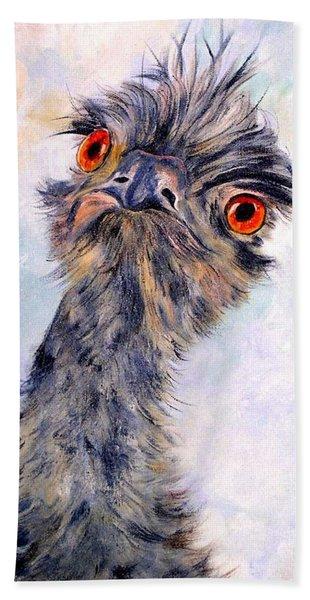 Emu Twister Hand Towel