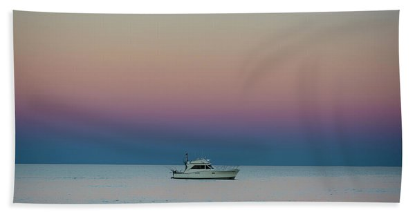 Evening Charter Hand Towel