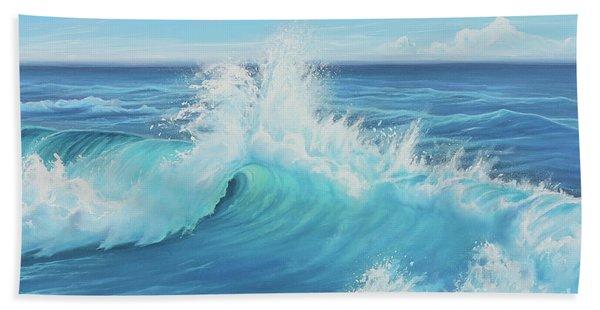 Eye Of The Ocean Bath Towel