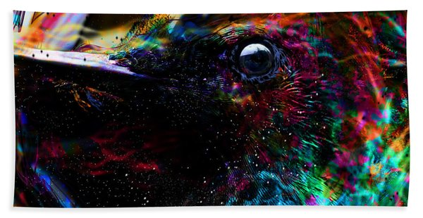 Eyes Of The World Hand Towel