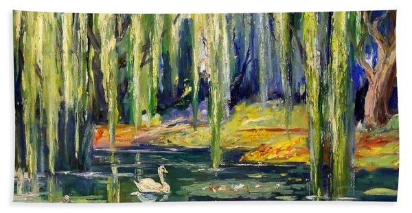 Fantasy Lagoon Bath Towel