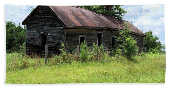 Farmhouse Abandoned Hand Towel