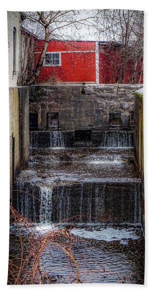 Feeder Canal Lock 13 Hand Towel