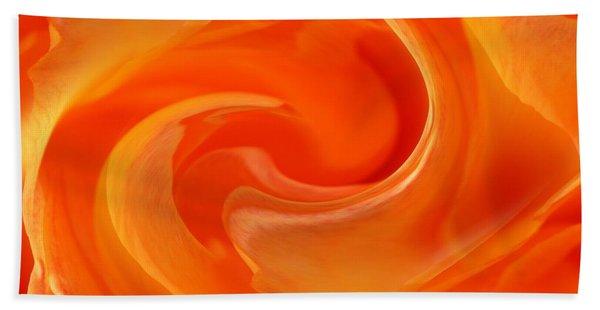 Firestorm Hand Towel