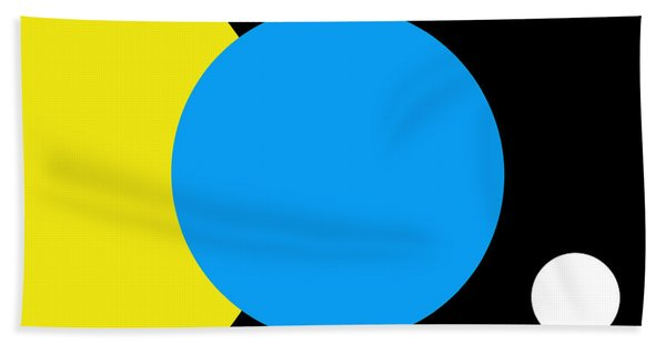 Flag Of Earth Hand Towel