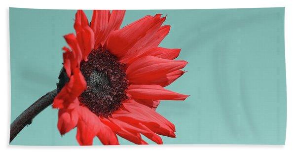 Floral Energy Bath Towel