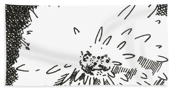 Flower 1 2015 Aceo Bath Towel