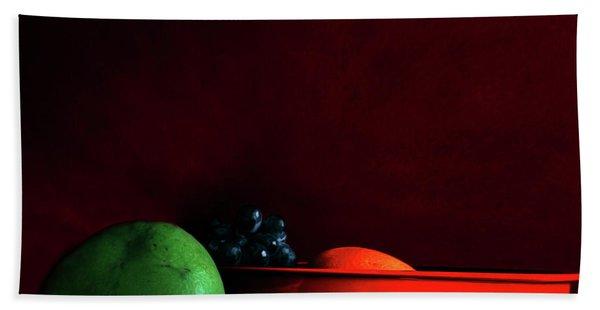 Fruit Art Photograph Bath Towel
