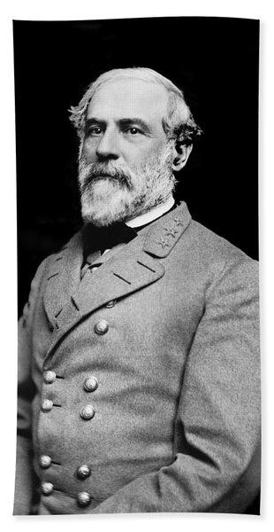 General Robert E Lee - Csa Bath Towel
