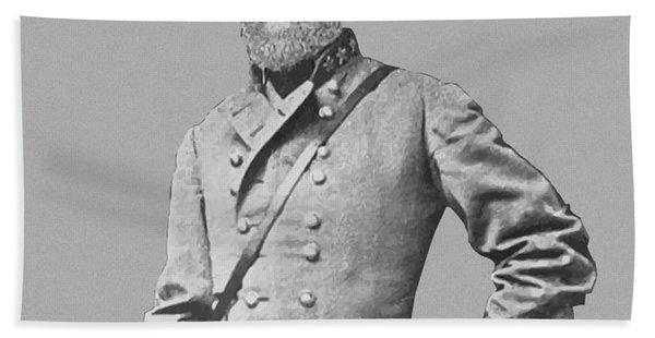 General Robert E Lee Hand Towel
