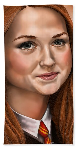 Ginny Weasley Hand Towel