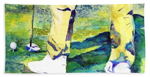 Golf Series - High Hopes Hand Towel