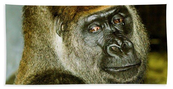 Gorilla Hand Towel