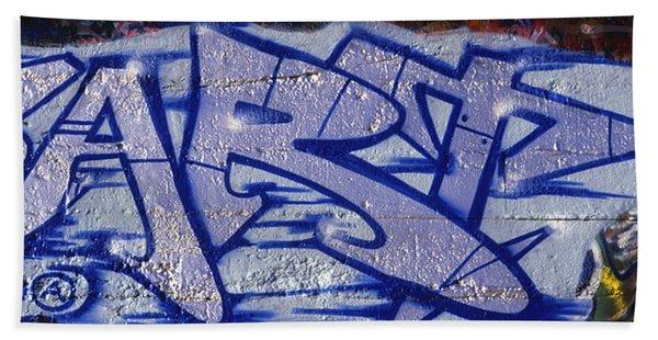 Graffiti Art-art Bath Towel