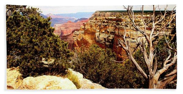 Grand Canyon National Park, Arizona Bath Towel