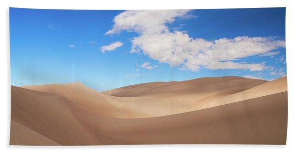 Great Sand Dunes National Park Bath Towel