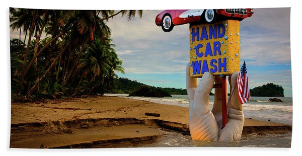 Hand Wash Hand Towel