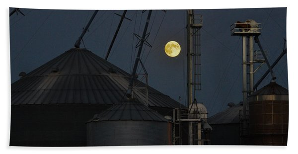 Harvest Moon Bath Towel