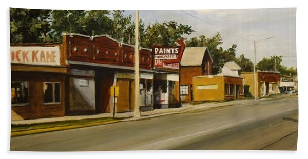 Harvey Paint Store Hand Towel