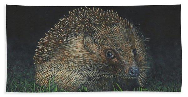 Hedgehog Hand Towel