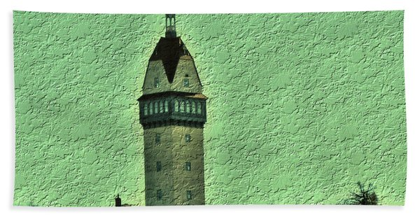 Heublein Tower Bath Towel