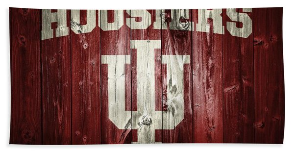 Hoosiers Barn Door Bath Towel