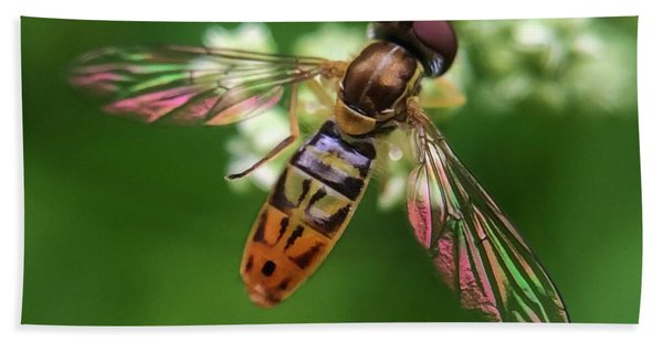 Hover Fly Bath Towel