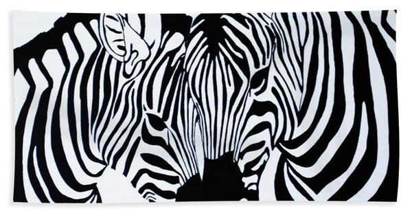 In Love Bath Towel