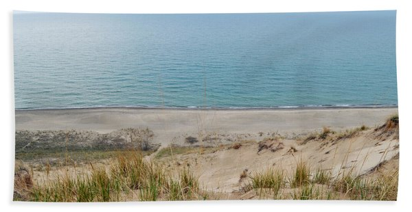 Indiana Dunes National Lakeshore Evening Hand Towel