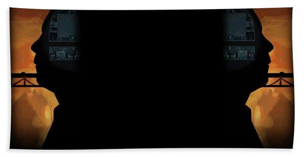 Indie Game The Movie Hand Towel