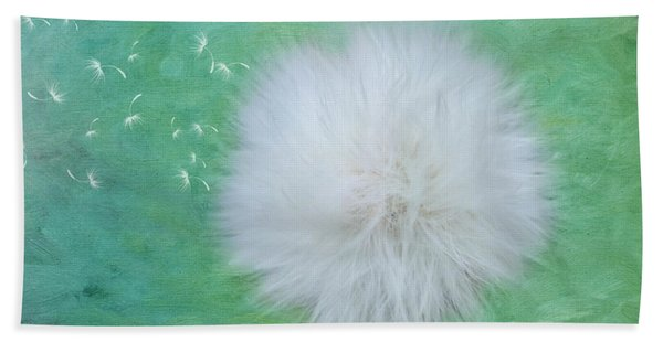 Inspirational Art - Some See A Wish Bath Towel