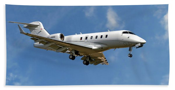 International Jet Management Hand Towel