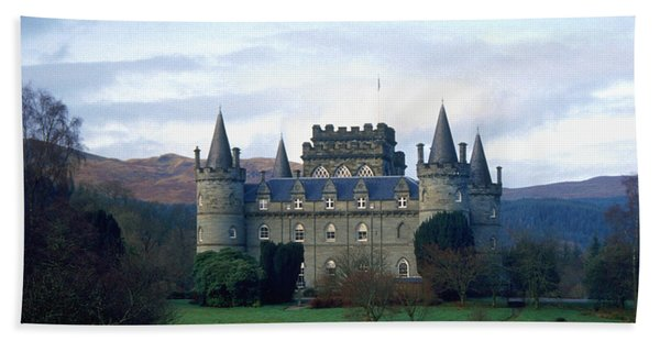 Inveraray Castle Bath Towel
