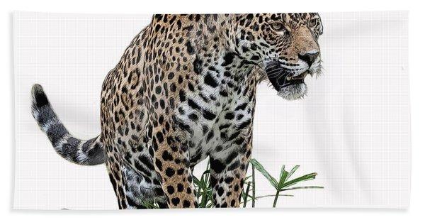 Jaguar 10 Hand Towel