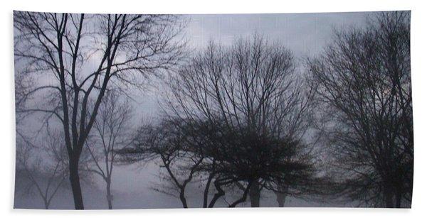 January Fog 6 Hand Towel