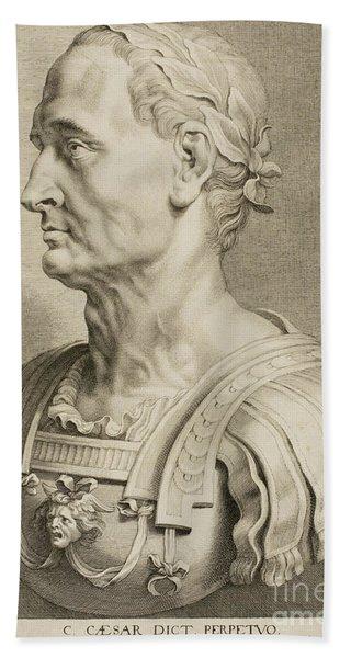Julius Caesar Hand Towel