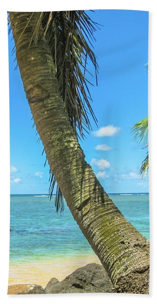 Kauai Tropical Beach Bath Towel