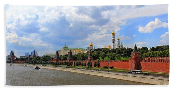 Kremlin Bath Towel