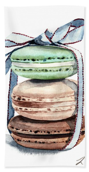 Laduree Hand Towels Fine Art America