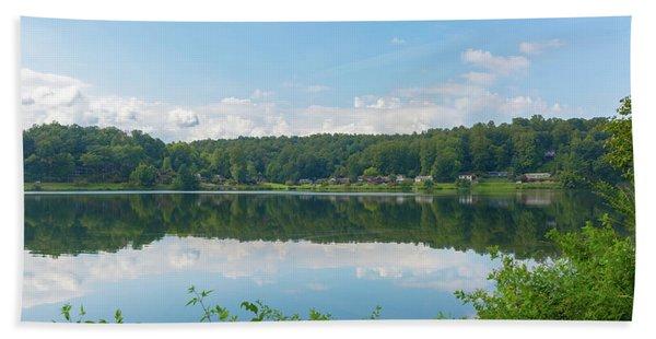 Lake Junaluska #3 September 9 2016 Hand Towel
