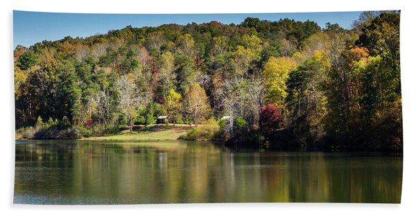 Lake Zwerner, Georgia Hand Towel