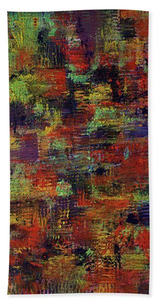 Layers Of Life Bath Towel