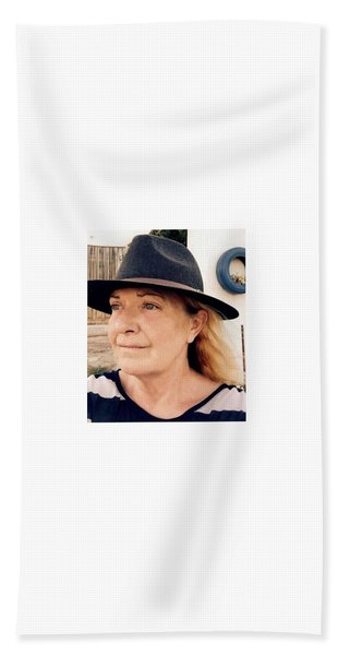 Bath Towel featuring the photograph Life Vision Almeria Spain by Colette V Hera Guggenheim
